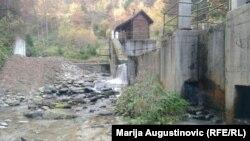Mini hidroelektrana Mujakovići