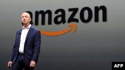 Заснавальнік Amazon Джэф Бэзас