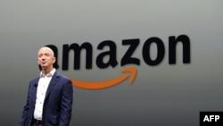 Основатель компании Amazon Джефф Безос.