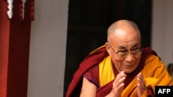 Tibetan spiritual leader Dalai Lama (file photo)