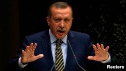 Ердоґан вважає антикорупційне розслідування провокацією