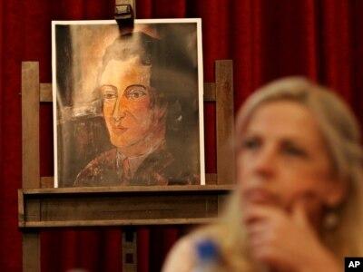Sporna slika Amadea Modiglianija