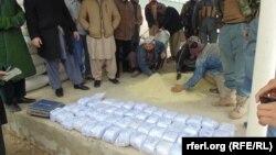 آرشیف، دستگیری دو قاچاقبر مواد مخدر