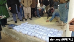 آرشیف، دستگیری قاچاقبران مواد مخدر