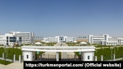 The Choganly hospital near Ashgabat -- ground zero for the coronavirus in Central Asia?