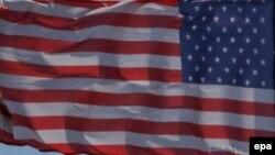 Флаг Соединенных Штатов.