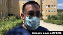 Алексей Крамарь, инженер-строитель, помогающий врачам в борьбе с COVID-19.