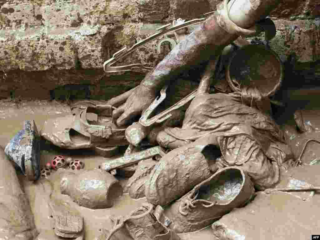 Пакістан: наймацнейшая за апошнія 80 гадоў паводка закранула каля 2,5 мільёнаў людзей, больш як 1300 загінулі