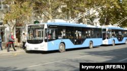Власти Севастополя повысили стоимость проезда во всех видах общественного транспорта