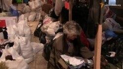 Депутати Європарламенту зібрали допомогу для переселенців зі Сходу України (відео)