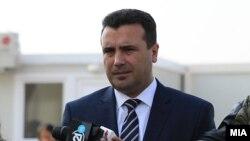 Премиерот на македонската Влада, Зоран Заев