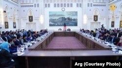 مراسم افتتاح شورای عالی جوانان