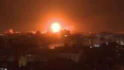 Обострение конфликта на границе Израиля и сектора Газа