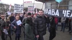У Білорусі пройшли нові «Марші недармоїдів» (відео)