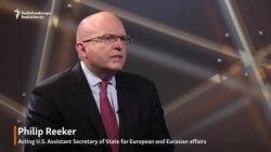 "Reeker: O Rusie ""malignă""a ocupat Ucraina"