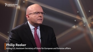Reeker: 'Malign' Russia Invaded, Occupied Ukraine