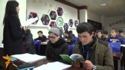 Täjigistan: Hytaý diliniň meşhurlygy artýar