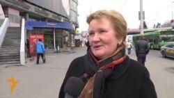 «НаЗахадзе небыла, але ўБеларусі больш духоўнасьці» (апытанка)