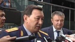 Министр Касымов о нападениях в Актобе