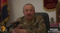 ՊԲ հրամանատար Մովսես Հակոբյանը չի բացառում, որ հետագայում կարող է Հայաստան տեղափոխվել