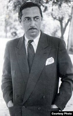 Кинорежиссер Альберт Гендельштейн