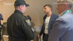 Zelenskiy Fined For Showing Marked Ballot In Ukrainian Presidential Vote