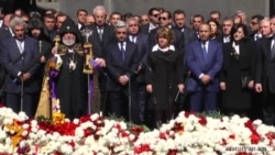 Armenians Mark 99th Anniversary of Genocide