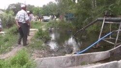 Сельчане против строительства системы водоснабжения