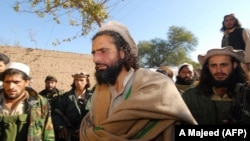 Banned militant organization Lashkar-e-Islam head Mangal Bagh. (file photo)