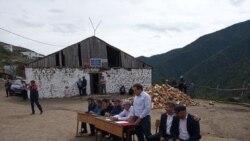 Школа в дагестанском селении Хутрах