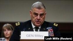 جنرال مارک میلی، لوی درستیز قوای مسلح امریکا