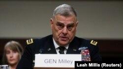 جنرال مارک میلی لوی درستیز اردوی امریکا