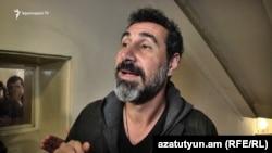 Серж Танкян, Ереван, 17 октября 2017 г․