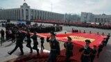 Кыргызстандын мамлекеттик туусу 1992-жылы 3-мартта кабыл алынган.