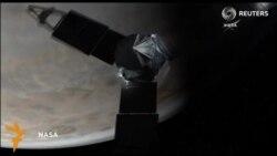 НАСА илк бор Юпитерда олинган суратларни эълон қилди