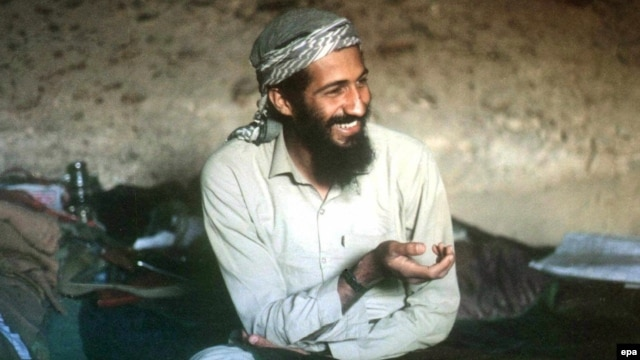 Osama bin Laden managed to evade U.S. authorities for well over a decade. (file photo)