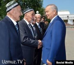 Раньше в программах узбекских телеканалов часто показывали изображения Каримова.