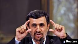 Иранскиот претседател Махмуд Ахамдинеџад