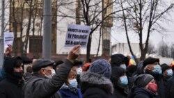 Maia Sandu: Dacă Parlamentul se întoarce împotriva oamenilor, trebuie dat jos