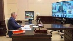 Владимир Путин об НКО