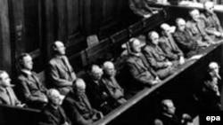 Нюрнберг процесси, соттолуучулар. Германия, 1948-жыл