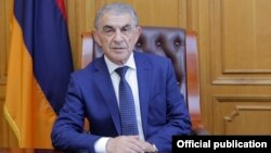 Armenia -- Parliament speaker Ara Babloyan, Yerevan, December 30, 2018.