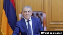 Armenia -- Parliament speaker Ara Babloyan, May 20, 2019.