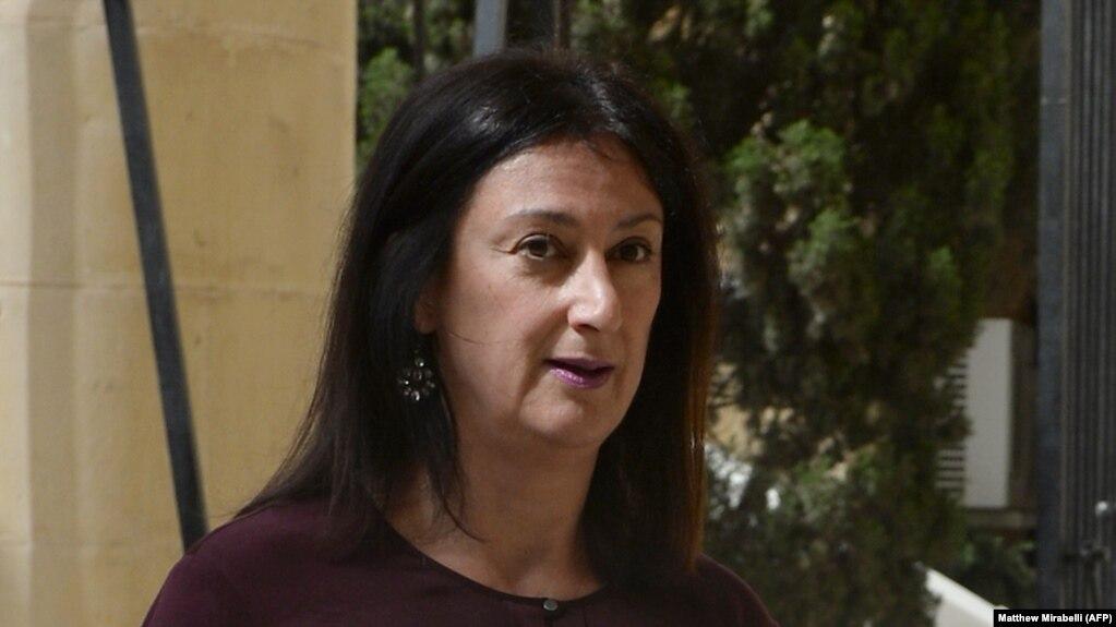 На Мальте установлены соучастники убийства журналистки