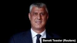 Presidenti i Kosovës, Hashim Thaçi. Fotografi nga arkivi.