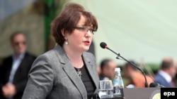 Грузиянын коргоо министри Тина Кидашели.