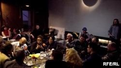 """Свобода в Клубе """"Билингва"""", 29.11.2009"""