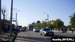 Вид на Туркестан. Иллюстративное фото.