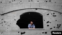 Gaza...