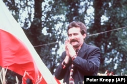 Лех Валэнса, верасень 1980